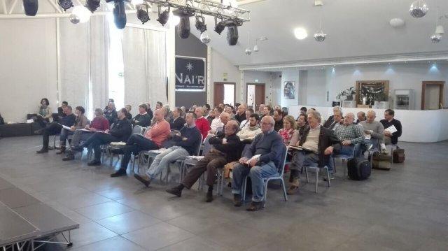 SEMINARIO VALSIR C/O NAI'R CENTRO CONGRESSI - OSPEDALETTO - PISA